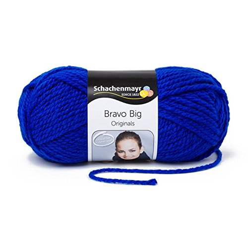 Schachenmayr  Bravo Big 9807705-00154 royal Handstrickgarn (Bravo Royals)