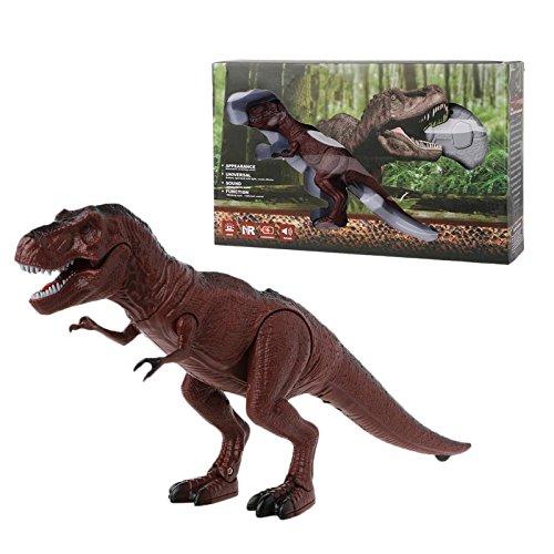 Tier Spielzeug Dinosaurier Wireless Pet, plastik, Tyrannosaurus, 25 x 6.5cm(9.84 x 2.56inch) (3-minute-halloween-kostüme)