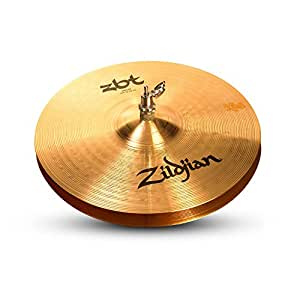 Zildjian ZBT 14-Inch Hi-Hat Cymbals Pair