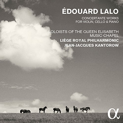 Lalo: Concertante Works for Violin, Cello & Piano