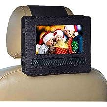 """Zhiyi - Soporte de reposacabezas de coche para reproductor de DVD 7""""(DBPOWER Reproductor de DVD Portátil de 7.5"""" con Pantalla Giratoria)"""