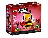 Lego Brickheadz 40270 - Valentinstags-Biene, 140-teilig