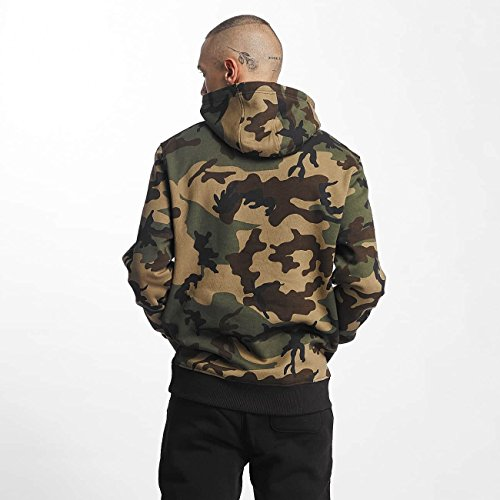 Hoodie New Era Woodland Oakrai Camouflage
