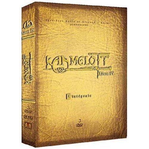 Camelot: Season Four [Region 2] by Alexandre Astier