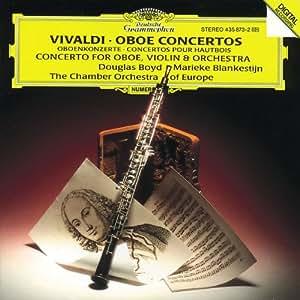 Vivaldi - Oboe Concertos [European Import]