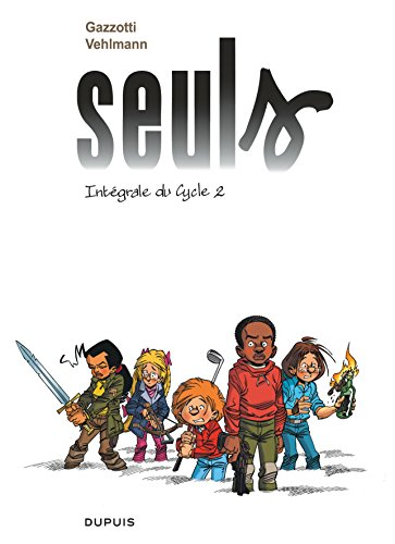 Seuls - L'intégrale - tome 2 - Seuls intégrale cycle 2