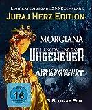 Juraj Herz Edition - Märchenhafte Meisterwerke: Morgiana / Die Jungfrau und das Ungeheuer / Der Vampir aus dem Ferat - 3 Blu-ray Box Limitierte Ausgabe (399)