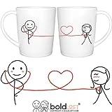 BOLDLOFT 'My Heart Beats for You ' Coupl...