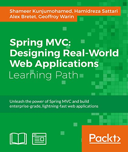 Spring MVC: Designing Real-World Web Applications by [Kunjumohamed, Shameer, Sattari, Hamidreza, Bretet, Alex, Warin, Geoffroy]