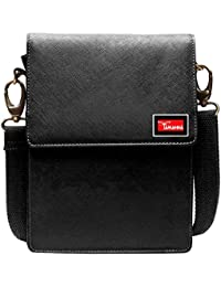 Tamanna Unisex Genuine Leather Sling Bag