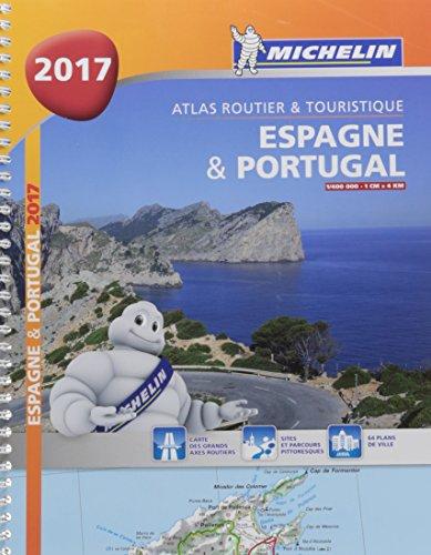 Espagne & Portugal : Atlas routier et touristique. 1/400 000