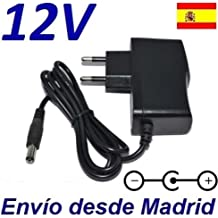 Cargador Corriente 12V Reemplazo BELSON TV TDT Portatil BST-1004V2 Recambio Replacement