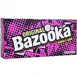 Bazooka Bubble Gum - Soft Chew - 113g [6 Pack]