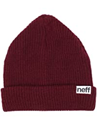 Neff Fold Beanie - Gorro, tamaño Unisex, color marrón