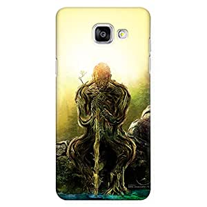 DASM United Samsung A5 2016 Premium Back Case Cover - Tree Lord