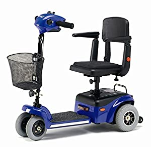 Roma Medical (Shoprider) Whisper Class 2 Mobility Scooter - Blue