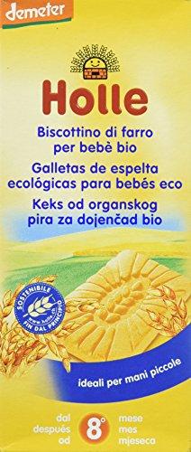 Holle Galletas de Espelta para Niños - 150 gr