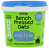 Best Protein Sources - Oomf Whey Protein Porridge Instant Oats, 20 g Review
