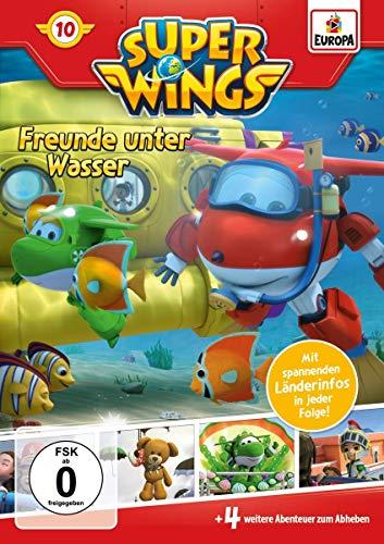 DVD 10: Freunde unter Wasser