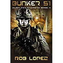 Bunker 51 (Alien Infiltrators Book 4)