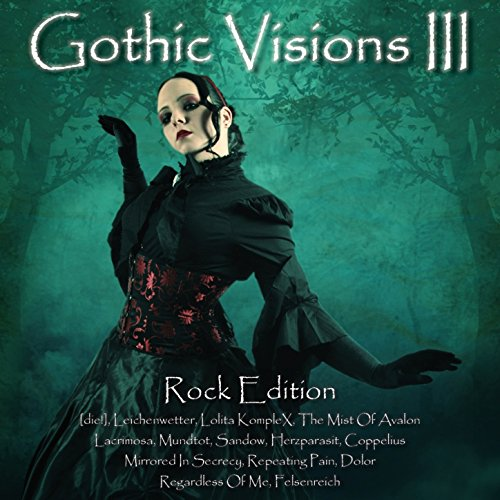 Gothic Visions III (Rock Edition)