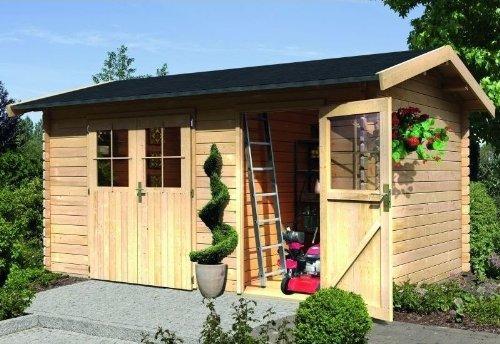 Woodfeeling Gartenhaus Skara