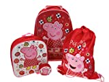Peppa Pig Tropical Paradise Luggage Set