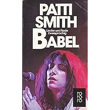 Babel. Lieder und Texte. Zweisprachig.