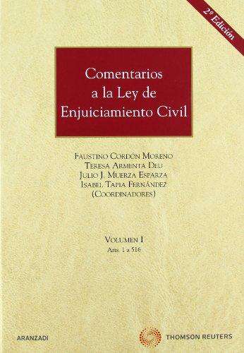Comentarios a la Ley de Enjuiciamiento Civil (Tomos I y II) - 2a edición (Gran Tratado)
