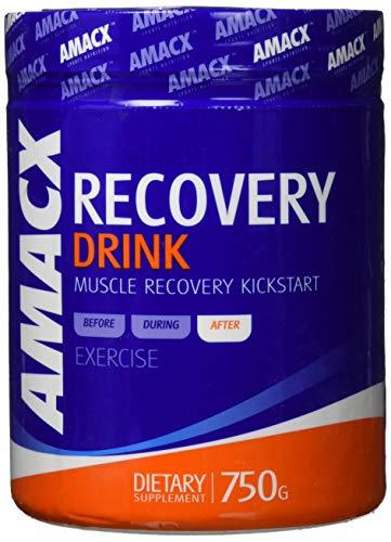 Bodylab24 AMACX Recovery Drink, Pulver-Drink für Regeneration, Geschmack: Waldfrucht, Kohlenhydrate- Protein- und Mineralien-Mix für Sportler, Dose mit 750g