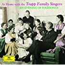 An Evening of Folk Songs with the Trapp Family Singers