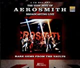 Aerosmith: Rare Gems from the Vault-Aerosmith Broadcasting (Audio CD)
