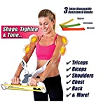 SHISHANG Armure Fitness Equipment Poignées Muscle Worker Matériel ABS + Gymnase...
