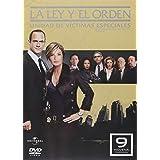 La Ley y El Orden UVE Temporada 9 Serie de TV Version Latina