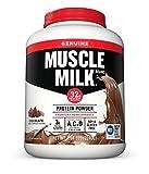 CytoSport Muscle Milk 2240 g Chocolate Whey Protein Shake Powder