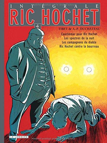 Intégrale Ric Hochet, tome 4