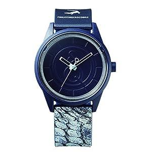 Citizen–Reloj de Pulsera Unisex Smile Solar analógico de Cuarzo plástico rp00j031y