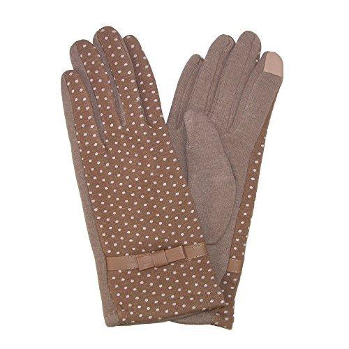 Jeanne Simmons Women's Polka Dot Texting Glove