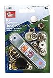 Prym Sport/Camping Press Fasteners, Silver