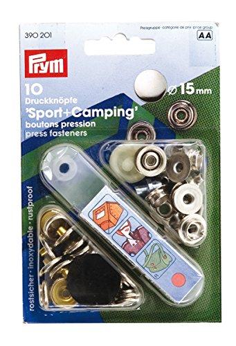 Druckknöpfe Sport und Camping