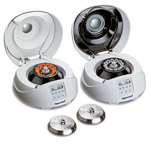 EPPENDORF 033207 Micro-Centrifuga, con rotore MiniSpin più