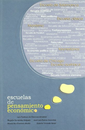 Descargar Libro Escuelas De Pensamiento Economico de Luis Perdices de Blas