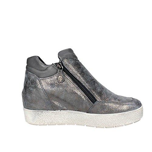 Imac 83010 Sneakers Alta Donna Grigio