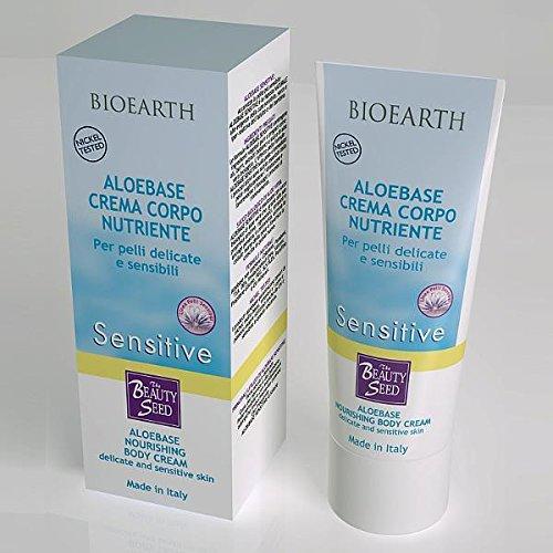 BIOEARTH Crema Corpo Nutriente a base di Aloe (Creme e Fluidi Corpo) / Nourishing body cream with Al