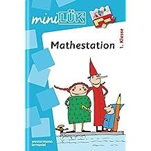 miniLÜK: Mathe-Station 1. Klasse