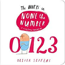 The Hueys in None the Number by Oliver Jeffers (2015-05-12)
