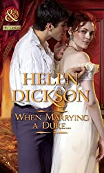 When Marrying a Duke... (Mills & Boon Historical)