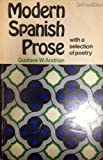 Modern Spanish Prose: With a Selection of Poetry Edition: third