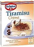 Dr. Oetker Tiramisu Creme, 8er Pack (8 x 70 g Packung)