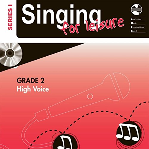 Ameb Singing For Leisure (High Voice) Grade 2 [Series 1] -